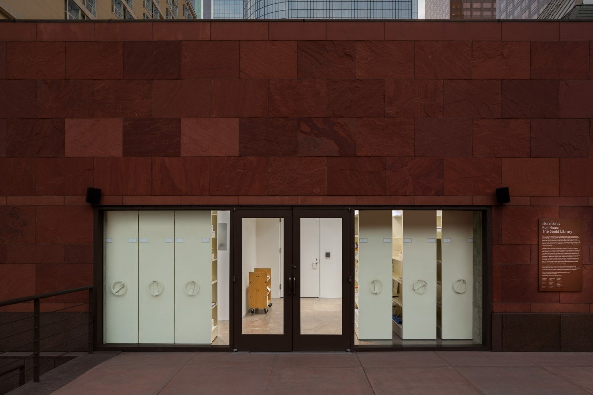 Full Haus: The Seeld Library - The Museum of Contemporary Art Los Angeles
